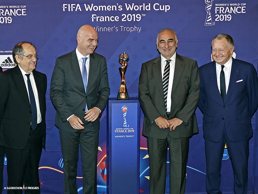 Calendrier Fifa 2019.Coupe Du Monde Feminine De La Fifa France 2019 Le