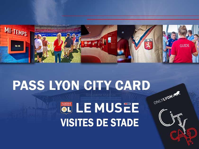 Les Prestations Touristiques Visite Du Stade Et Musee Groupama Stadium Ont Ete Selectionnees Pour Leur Qualite Par Only Lyon