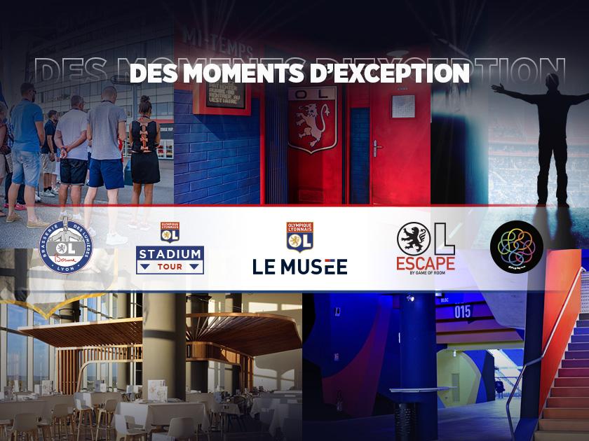 Ce Week End Venez Visiter Les Coulisses De LOL Avec Nos Guides Qui Vous Content Passion Des Anecdotes Sur Le Club Et Son Stade