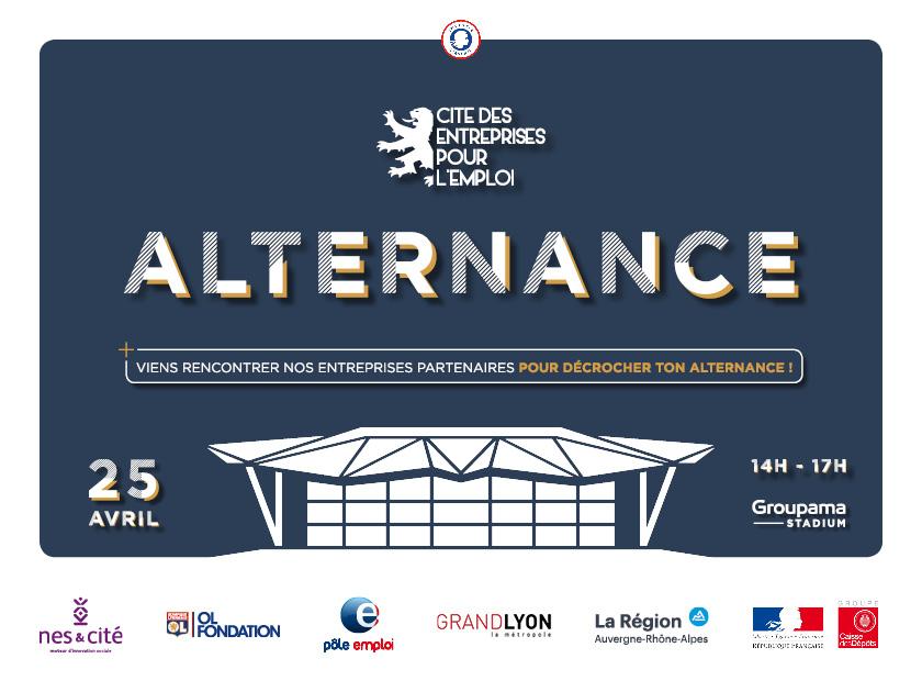 f090a4e8dbf Actualités Trouvez votre alternance au Groupama Stadium !