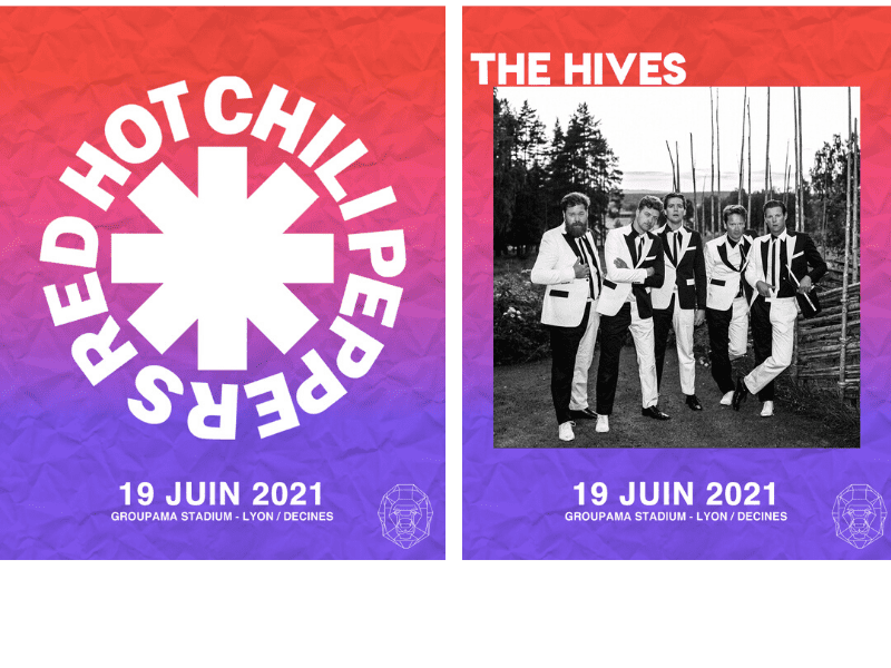 Red Hot Chili Peppers & The Hives